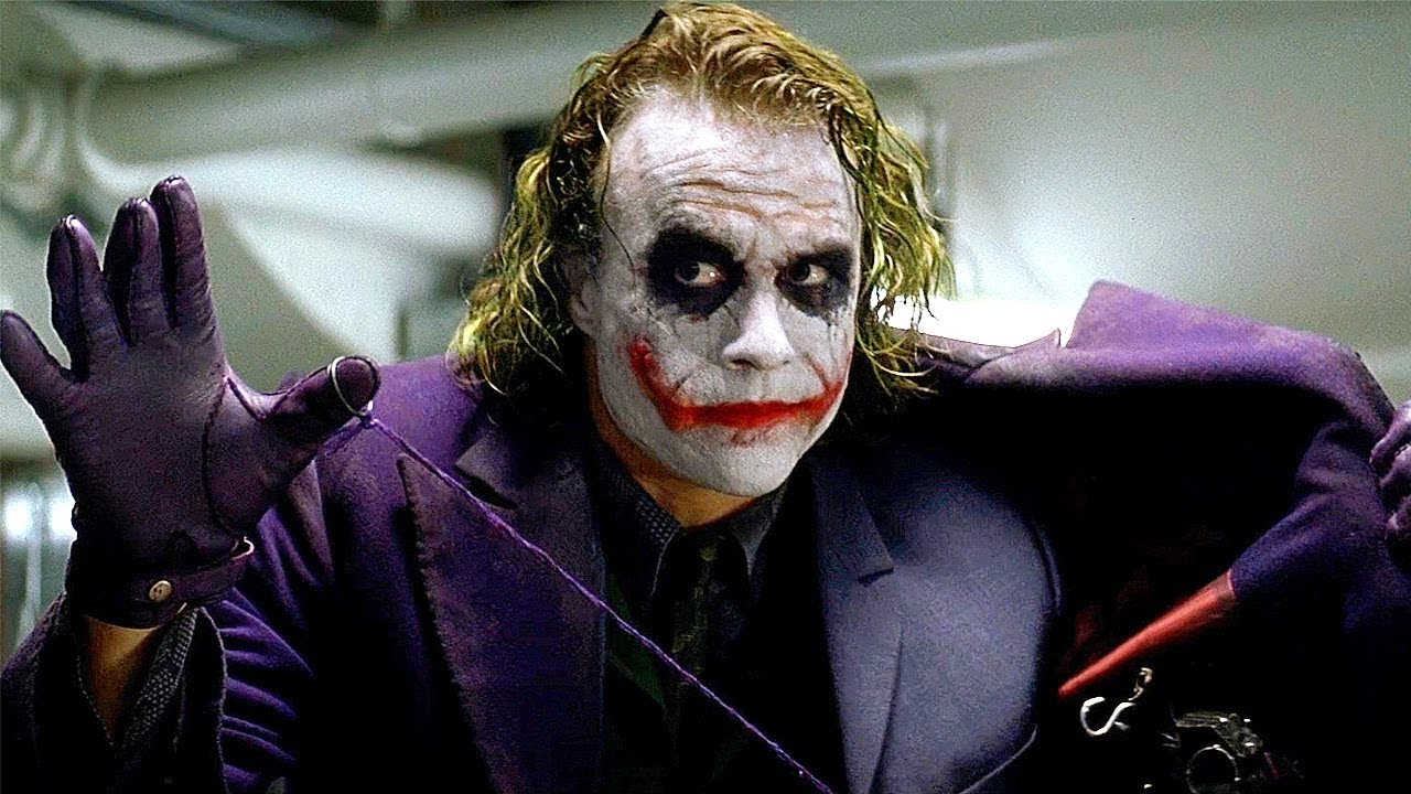 Seven Tips for Your Next Sales Pitch from the Joker » The Potentiality