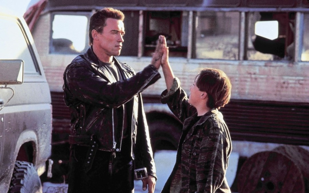 Six Parenting Lessons from Terminator 2: Judgment Day