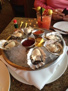 mmm oysters