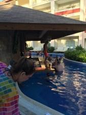 Who dosen't love a pool bar
