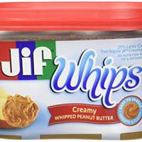 Jif Whips Creamy Whipped Peanut Butter