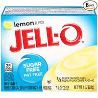 JELLO Instant Lemon Pudding