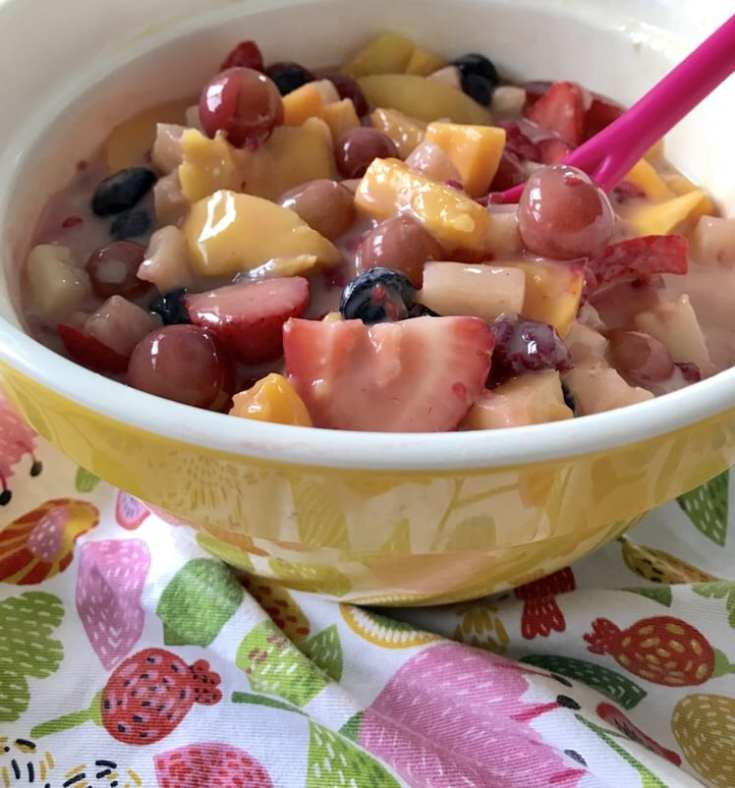 Zero Point Fruit Salad