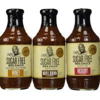 G Hughes Sugar Free BBQ Sauce