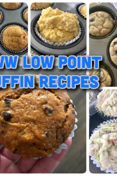 8 WW Freestyle Smart Point Muffin Recipes