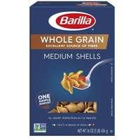 Barilla Whole Grain Pasta, Medium Shells