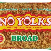 No Yolk Egg Noodles