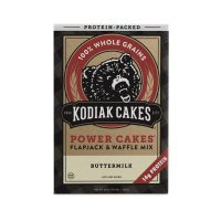 Kodiak Cakes Protein Pancake Power Cakes, Flapjack and Waffle Baking Mix, Buttermilk
