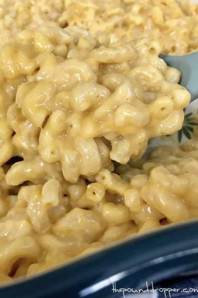Lightened Up Classic Mac N' Cheese