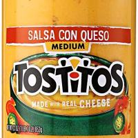 Tostitos Salsa Con Queso