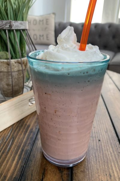 Two Point Rootbeer Protein Shake