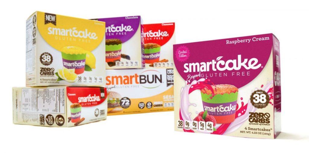 Smartcakes And Smartbuns Pound Dropper
