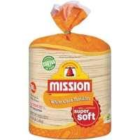 Mission White Corn Tortillas