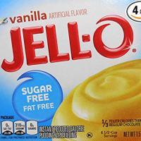 Vanilla Sugar Free Jello Instant Pudding