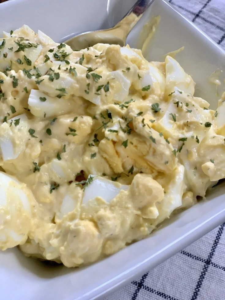 Zero Point Egg Salad