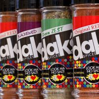 Dak's. Orignal Red-Salt Free, All Natural