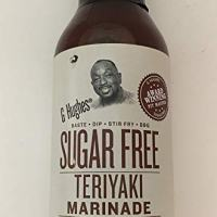 G Hughes sugar free Teriyaki marinade