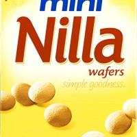 NABISCO NILLA WAFERS MINI'S