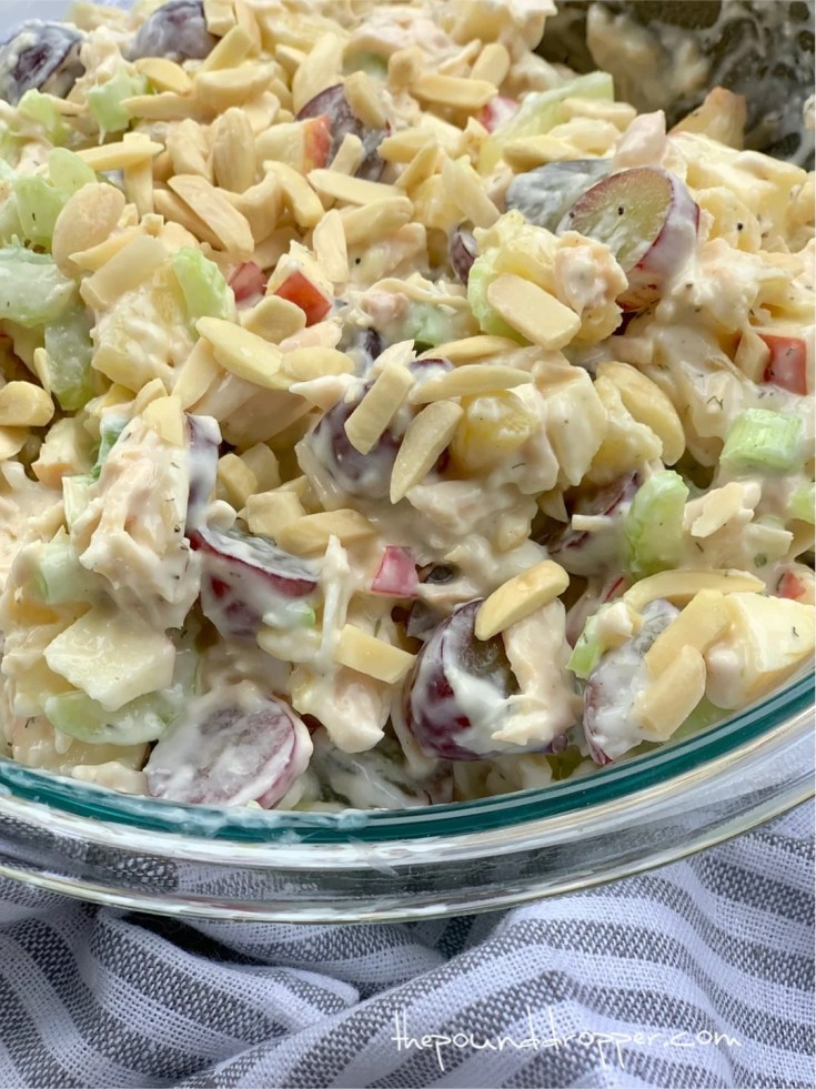 Skinny Chicken Salad