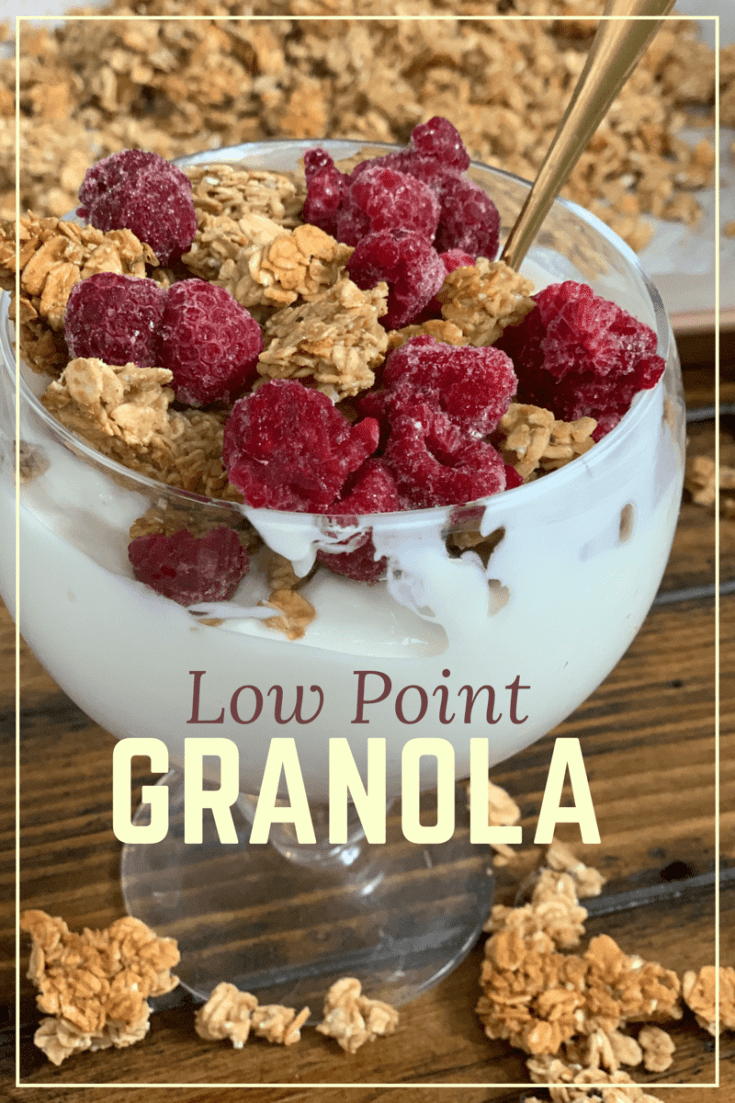 Low Point Granola