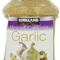 Kirkland Minced California Garlic