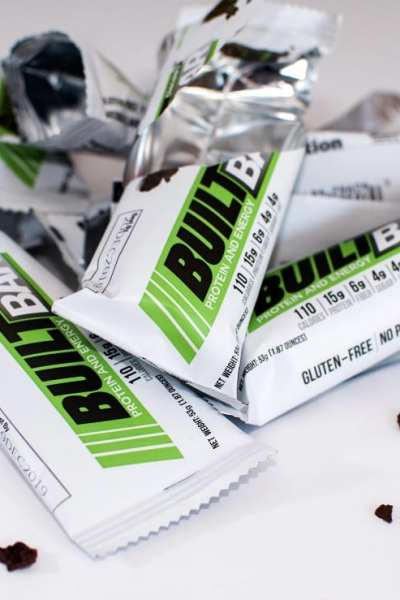 New Built Bar Mint Brownie Delite!!