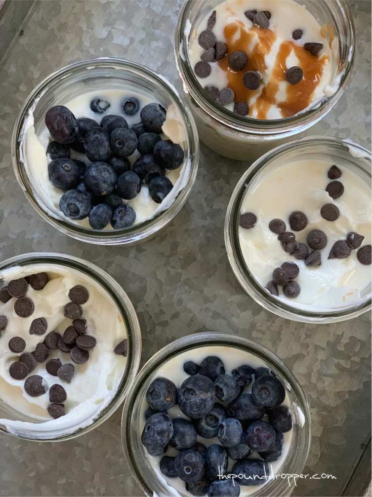 Easy Peanut Butter Overnight Oats