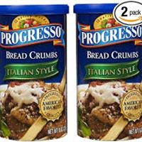Progresso Bread Crumbs Italian Style 15 Oz. Each (Pack of 2)