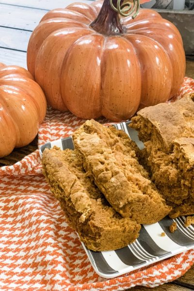 Skinny Pumpkin Bread or Muffins