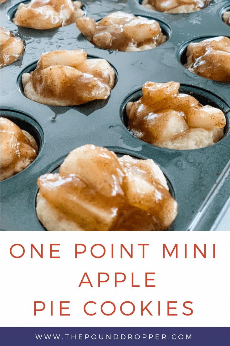 WW Mini Apple Pies