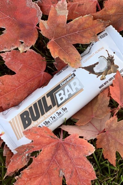 New Built Bar Flavor….Coconut Almond!