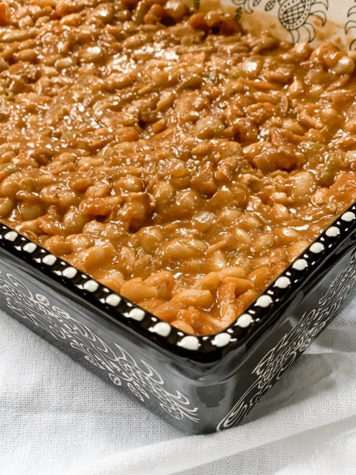 WW Barbecue Baked Beans