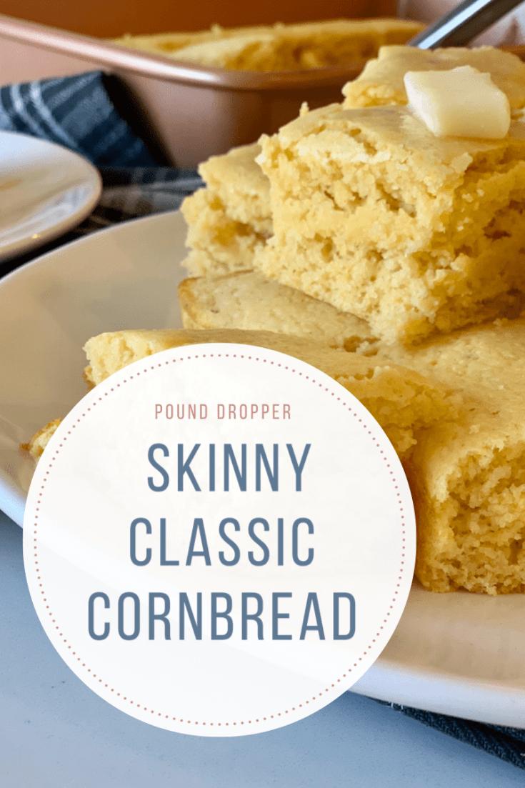 Skinny Classic Cornbread
