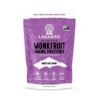 Lakanto Monkfruit Sweetener: Save 20% using promo code: pound20
