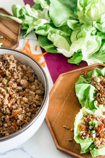 Easy Copycat PF Chang's Lettuce Wraps