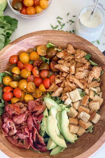 Ultimate BLT Salad