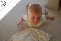 Tummy Time - Ev, 6 Months