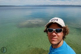Brent and the Lake
