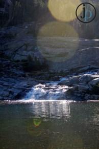 Glistening Falls