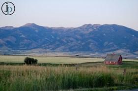 Bridgers and the Barn