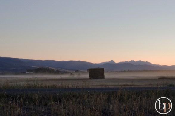 Evening Haze