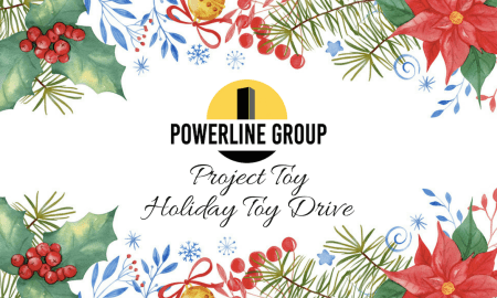 The Powerline Group Donates To Project Toy