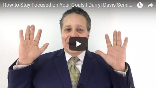 How to Stay Focused on Your GOALS