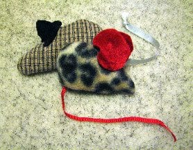 catnip mouse sample
