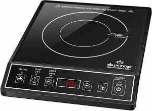 duxtop portable induction burner