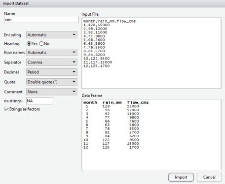 import-dataset