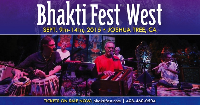 Win a Weekend Pass to the Bhakti Festival