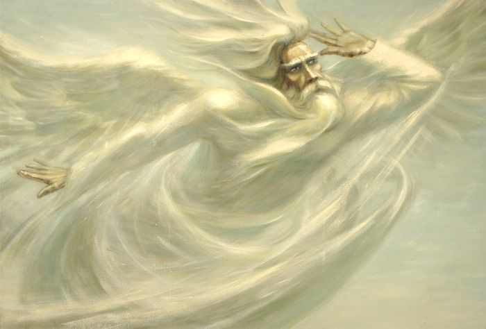 Stribog: Slavic Wind is blowing Good Fortune your Way