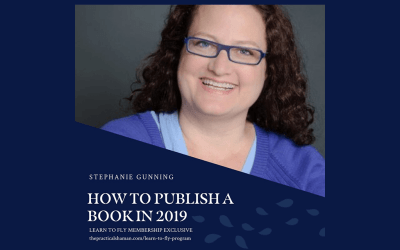 Publish a Book in 2019: Learn How with Stephanie Gunning