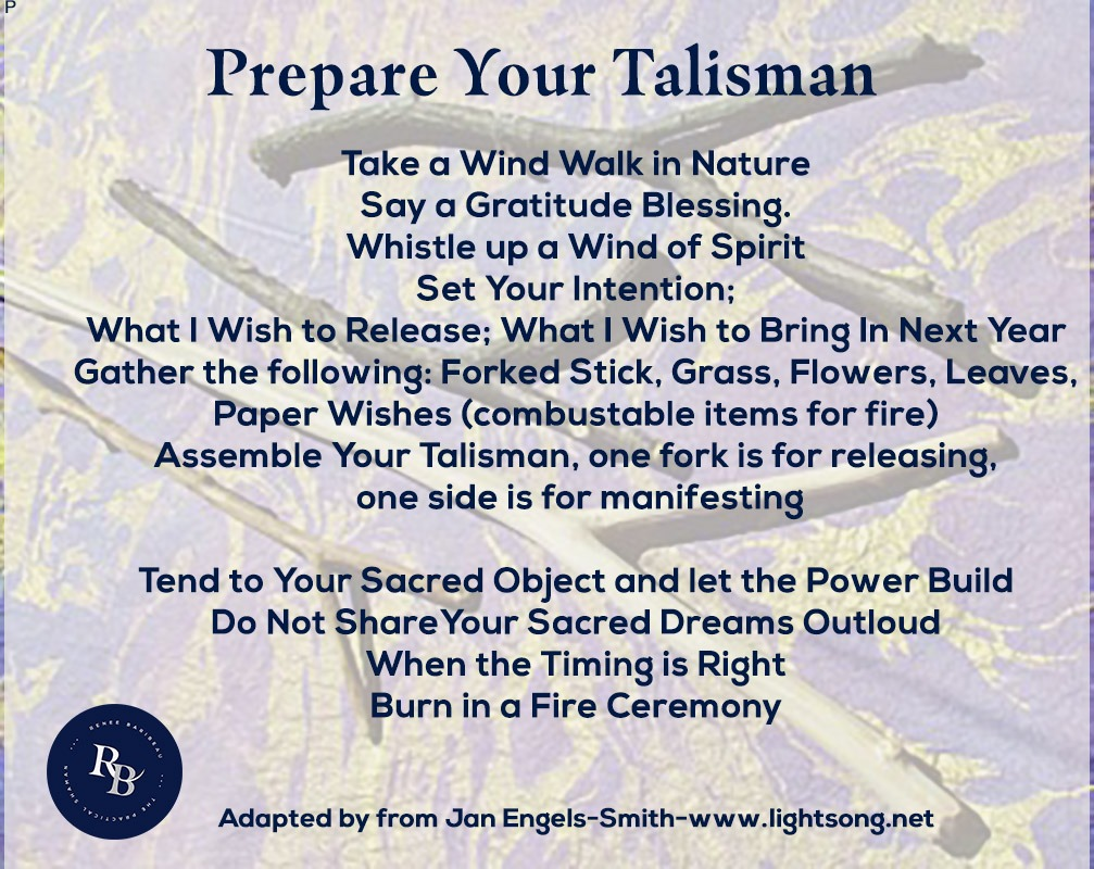 Talisman Tips for Making